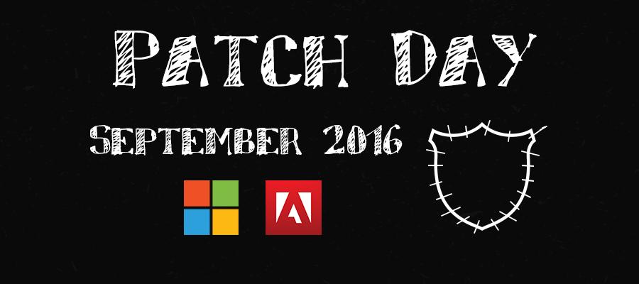 September-Patchday: Sicherheitslücken bei Adobe & Microsoft