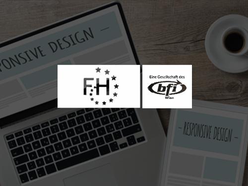 Eine neue, attraktive Homepage / Website mit umfassenden Funktionen