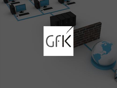 GfK Austria GmbH Referenz – IT Wartung (ITSM), WLAN-Infrastruktur für 250 Mitarbeiter, Cluster-Lösungen