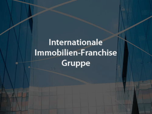 Immobilien Makler-Software für internationale Franchise Gruppe